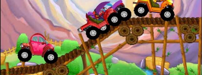 سباق السيارات اللعبة