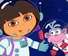 مغامرات دورا في الفضاء