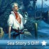 الاختلافات الخمسة قصة البحر