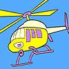 تلوين الهليكوبتر